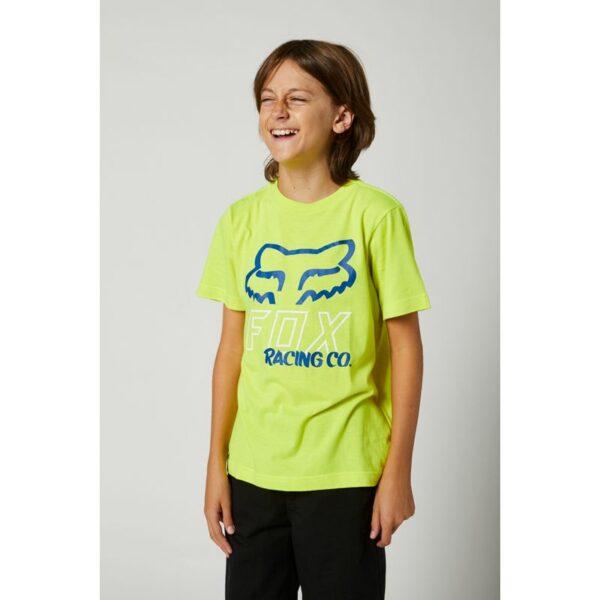 camiseta fox niño hightail azul amarilla fluor ya diponible nueva coleccion en crosscountry shop madrid (2)