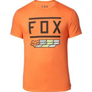camiseta fox super naranja madrid barata (2)