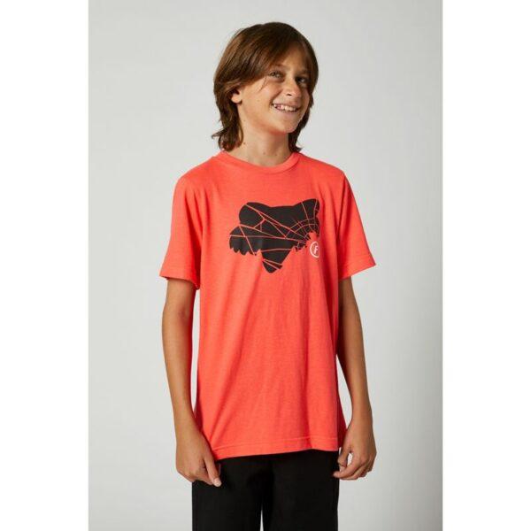 camiseta niño fox shattered naranja fluor nueva coleccion en crosscountry shop madrid (2)