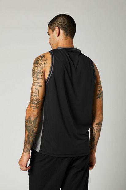 camiseta tirantes Fox Top Coat Bball negra crosscountry (3)