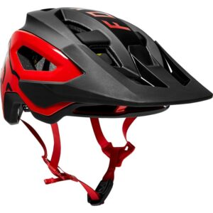 casco fox speedframe pro negro rojo nueva coleccion 2021 disponible en crosscountry shop madrid rebajas todo el año (3)
