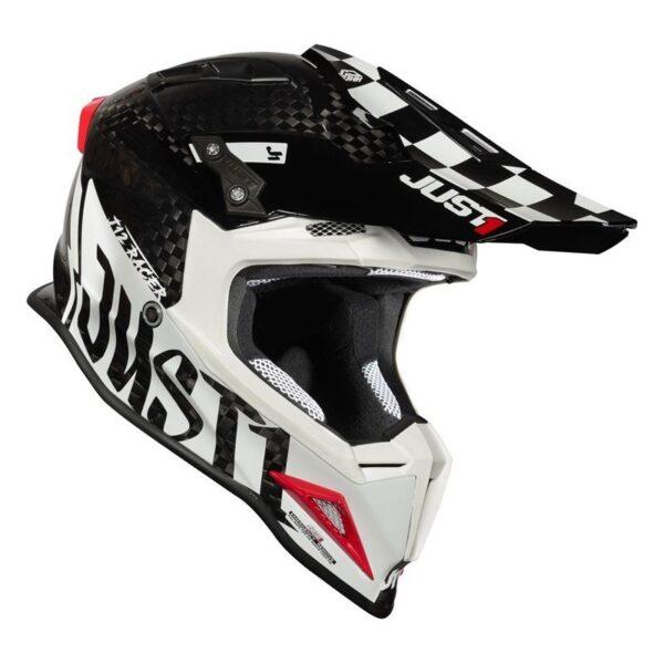 casco just 1 racer carbon blanco fluor mask 2021 verde disponible nueva coleccion just1 en crosscountry madrid (4)