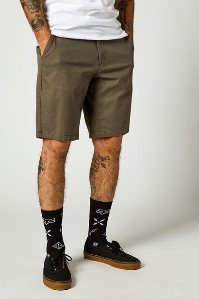 fox pantalon corto Essex dirt fox en madrid (2)