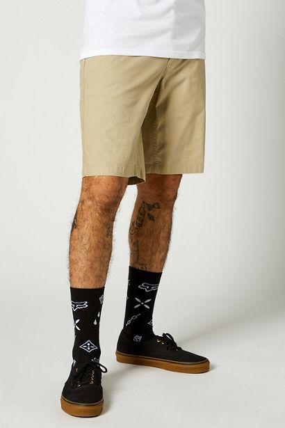 fox pantalon corto essex 2 0 tan beige madrid outlet crosscountry (1)