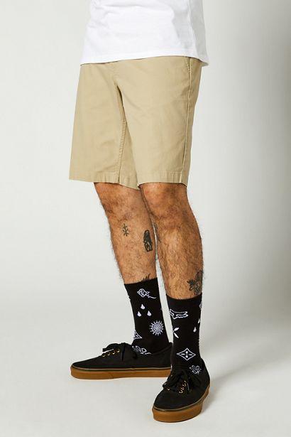 fox pantalon corto essex 2 0 tan beige madrid outlet crosscountry (2)