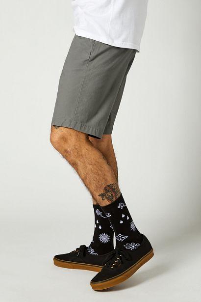 pantalon corto Essex gris madrid crosscountry fox (1)