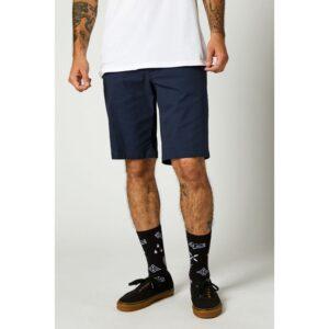 pantalon corto Fox Essex azul marino crosscountry madrid (3)
