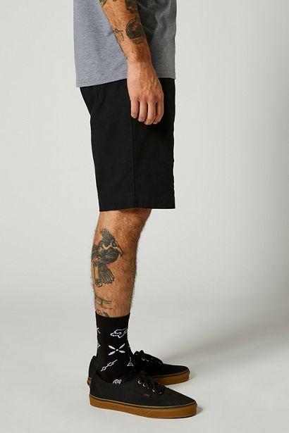 pantalon corto Fox Essex negro 2 0 barato madrid crosscountry (1)
