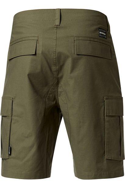pantalon corto short Fox Slambozo 2 0 olive madrid crosscountry (4)