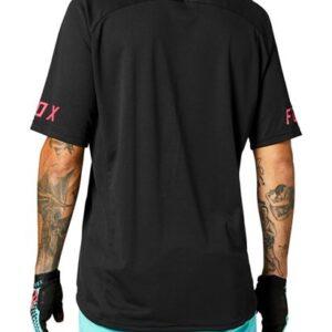 camiseta Fox Defend manga corta Pyre madrid barata mtb bici (3)