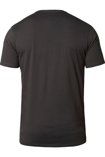 camiseta Fox manga corta Lightspeed moth negra (1)