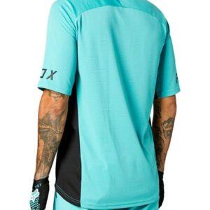 camiseta Fox mtb bici defend teal madrid outlet (2)