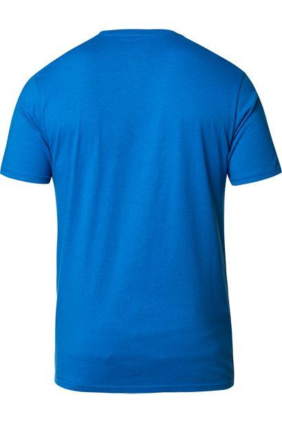 camiseta fox Non stop azul manga corta madrid (1)