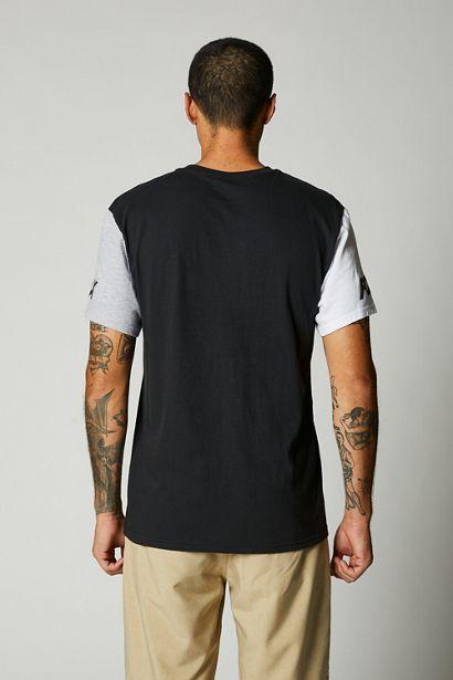 camiseta fox contrast paddox negra o blanca disponible en crosscountry shop madrid españa (3)