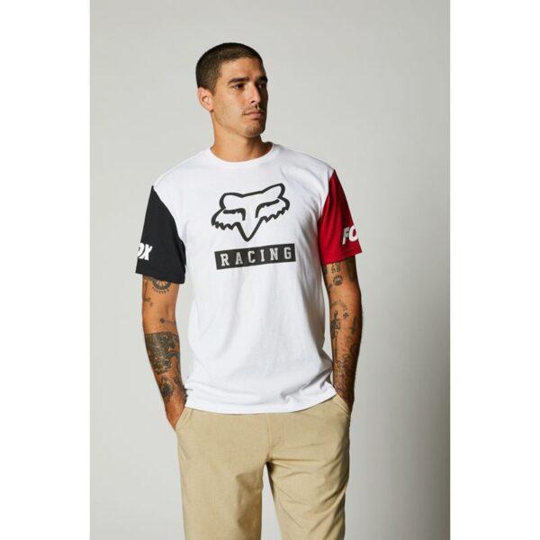 camiseta fox contrast paddox negra o blanca disponible en crosscountry shop madrid españa (4)