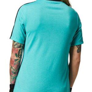 camiseta fox mujer ranger drirelease teal (3)