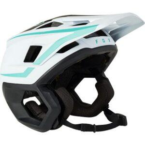 casco fox dropframe teal azul turquesa disponible en crosscountry shop madrid (3)