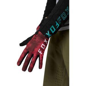guante fox para bici modelo ranger azul turquesa o rosa disponible en crosscountry (2)