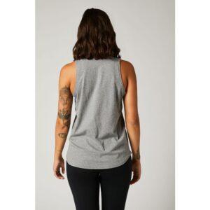 camiseta fox de tirantes para mujer Boundary gris (3)