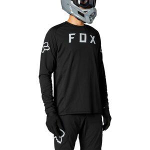 camiseta fox defend manga larga negra rebajas (2)