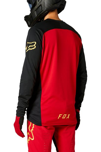 camiseta fox defend manga larga roja chili madrid outlet (1)