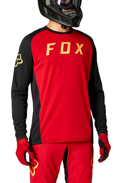 camiseta fox defend manga larga roja chili madrid outlet (2)