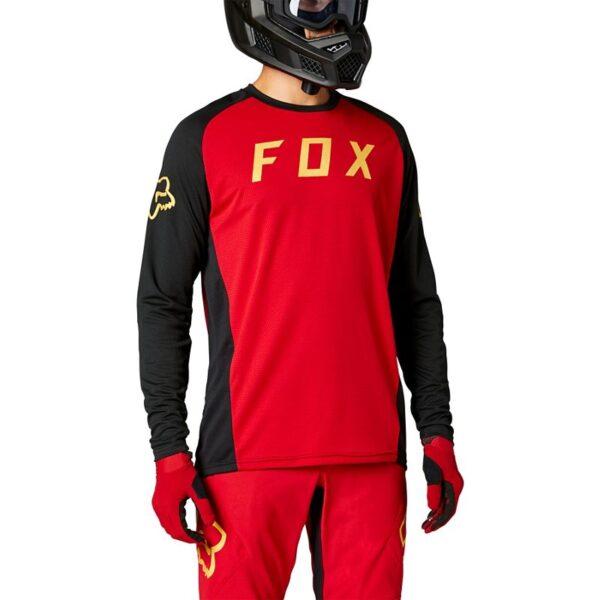 camiseta fox defend manga larga roja chili madrid outlet (3)