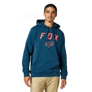 sudadera hombre fox legacy azul letra naranja ya disponible en rebajas en crosscountry shop madrid (1)