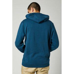 sudadera hombre fox legacy azul letra naranja ya disponible en rebajas en crosscountry shop madrid (2)
