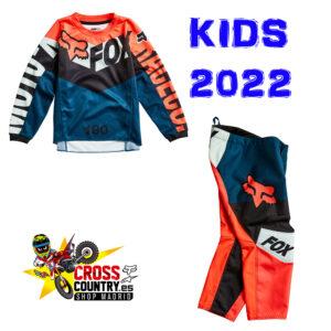 FOX TRAJE KIDS TRICE 4 5 AÑOS