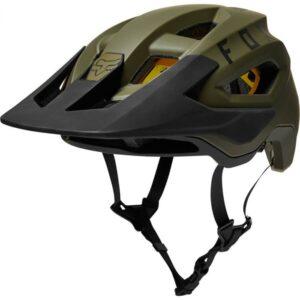 casco fox speedframe verde negro nueva coleccion mtb fox invierno 2021 (4)