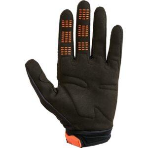 guantes Fox 180 Skell naranja madrid (1)