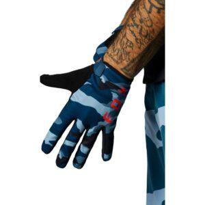 guantes fox ranger camuflaje azul nueva coleccion disponible en crosscountry shop madrid (1)