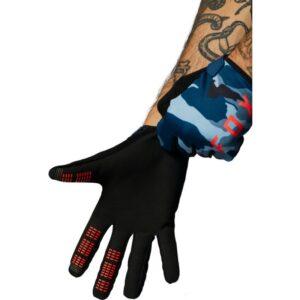 guantes fox ranger camuflaje azul nueva coleccion disponible en crosscountry shop madrid (2)