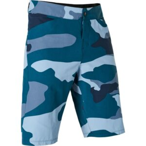 pantalon mtb Fox Ranger camo azul (2)