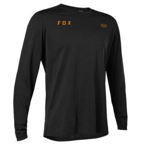 camiseta fox ranger essential negra nueva coleccion fox mtb 2021 invierno ya disponible en crosscountry shop madrid (2)