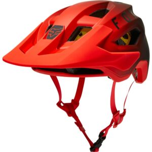casco fox speedframe MIPS flo red (3)