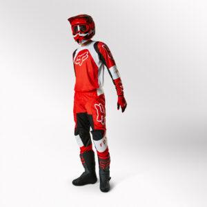 fox traje 180 lux rojo