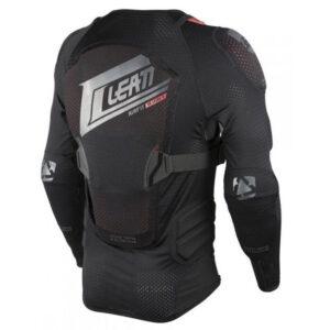 peto Leatt 3DF airfit negro (2)