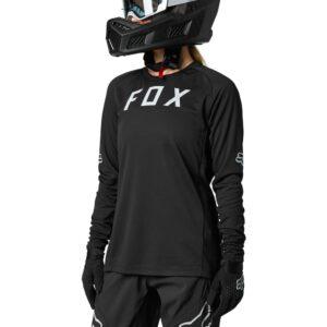 camiseta mujer Fox Defend manga larga (3)