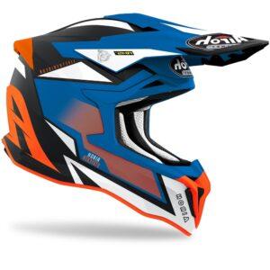 casco airoh enduro motocross fibra striker nuevo disponible en crosscountry shop madrid