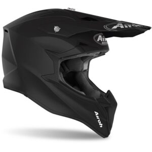 casco airoh motocross enduro wraap raze negro mate disponible en crosscountry shop madrid (2)