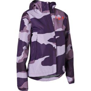 chaqueta Fox chica ranger 2.5L morada camo (2)