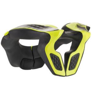collarin alpinestars niño amarillo negro de motocross o mtb bici disponible en crosscountry shop madrid (1)